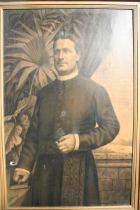 Jozef Záhora farár na Piargu