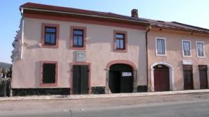 Dom K.M. Hoffbauera na Palešovom námestí v Spišskom Podhradí
