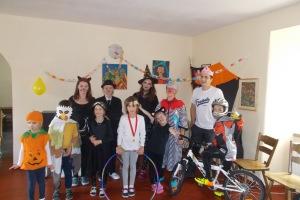 KR Banská Štiavnica – karneval s deťmi – 17.10.2016