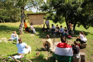 Projekt Erazmus+  Globálne vzdelávanie – voda – Sitno, 1. september 2016