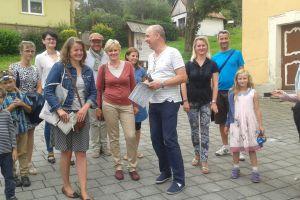 Stretnutie so sympatizantmi Kolpingu z Trnavy vo sv. Antone