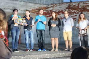 Kolping Youth Europa Week, Germany, Nürnberg, 13.-20. August17