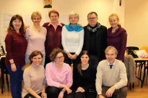 """Projekt Erazmus+  """"The challenges of modern adult education in the face of demographic change""""  Training: """"Families role in the global life"""", Krakov, 8.-11.Dec.2016"""