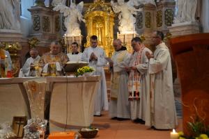 Oslavy 25. výročia založenia Kolpingovho diela v Českej republike